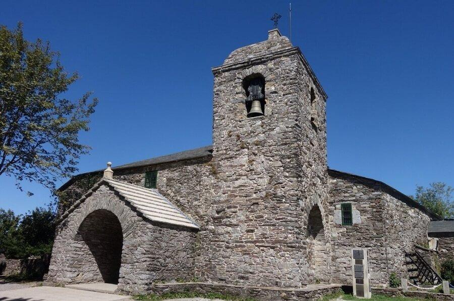 Chiesa di o cebreiro