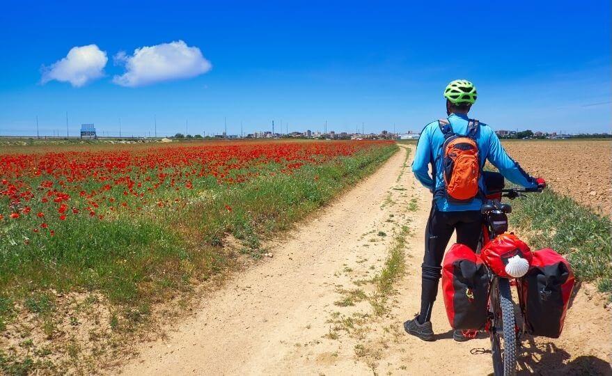 Come fare il cammino di santiago in bici