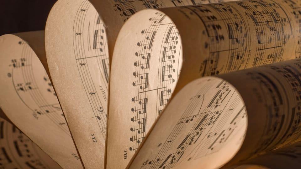 Spartiti delle canzoni sul cammino di santiago