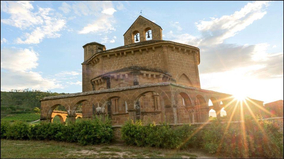 Templari e Cammino di Santiago: un simbolo è la Chiesa di Eunate