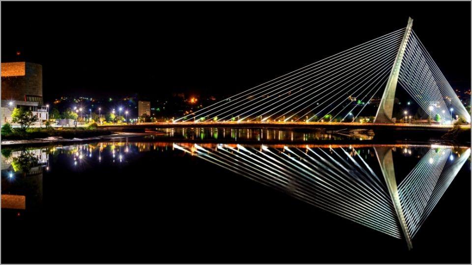 Pontevedra cosa vedere il Puente de los Tirantes
