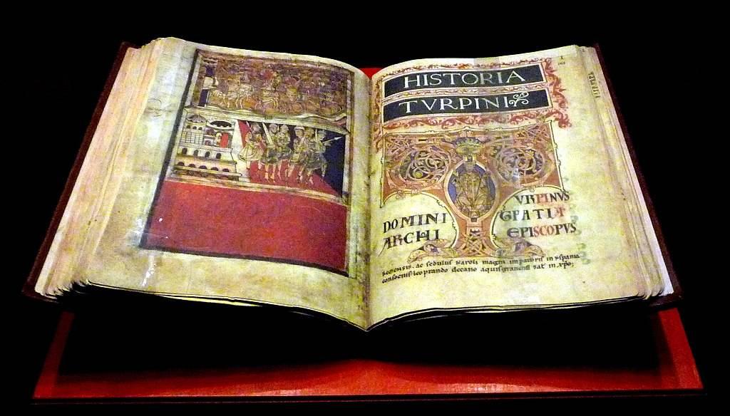 Il IV libro del Codex Calixtinus di Aymeric Picaud